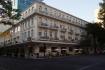 Das historische Hotel Continental Saigon, welches 1880 eröffnet wurde. In Literatur der Indochinakriege oder auch in Romanen ist das