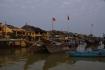 Hoi An am Sông Thu Bôn Fluss