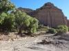 riesige Sandsteinberge