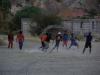 Fussball ist auch in Espicaya ganz cool