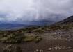 Rückblick - diese Wolken bescherten uns danach starken Niederschlag