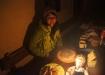 zNacht bei Kerzenschein