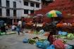 Markt auf dem Durbar Square