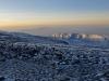 ..bereits wieder im Abstieg - Southern Icefields
