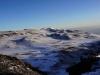 Ein letzter Blick in den Krater rein
