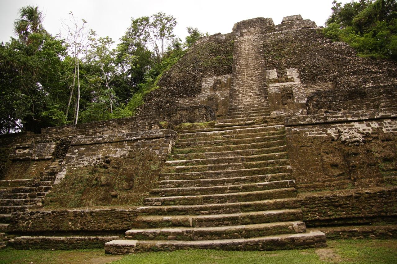 der High Temple 125ft (38.1m) hoch