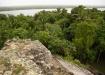 ...und so sieht's von oben aus. Im Hintergrund die New River Lagoon