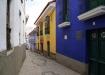Calle Apolinar Jaen - eine der noch wenigen urtümlichen Kolonialstrassen von La Paz