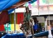 Lamafoeten auf dem sogenannten Hexenmarkt: Die Bolivianer glauben daran, das ein vor der Haustür vergrabener Lamafoetus lebenslanges Glück bringt.