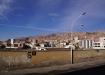 vom Bussbahnhof schauten wir nochmals die Hügel von La Paz an