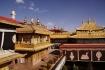 Übersicht über den Jokhang-Tempel