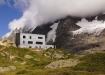 Anenhütte 2358m - weitere Etappe geschafft!