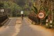 Laotische Holzbrüche - dasselbe Modell auch schon in Burma angetroffen