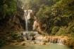 Wasserfall Kuang Si - ca. 30km von Luang Prabang entfernt