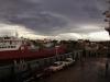 Am Fährhafen von Punta Arenas -die Stadt hat im Stadtkern noch einen grösseren Hafen, wo auch Güter umgeschlagen werden.