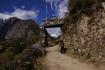Ein weiteres Steintor, welches den Dorfeingang anzeigt.
