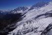 Manaslu-Gletscherabbruch