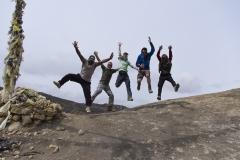 jump of joy!