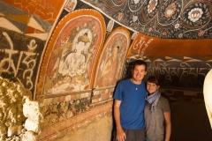 in the cave - Tashi Kabum