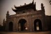 Eingangstor zu Hoa Lu - der chinesische Baustil ist gut erkennbar...