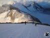 bereits wieder im Abstieg vom Oberaarhorn...