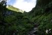 Aufstieg von Golzeren zur WIndgällehütte