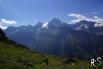 ein erster Blick auf den Oberalpstock