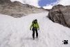 knieschonender Abstieg - skifahren!
