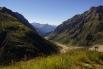 Rückblick auf die Alp Sardasca..