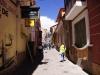 herzpochendes Schlendern durch die Strasse Potosi's - die 4100m beinahe vergessen!