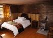 unser sehr hübsches Zimmer im Hosteria Alpaca - aber kalt war's