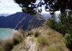 bald geht's runter um den höchsten Gipfel am Gipfelgrat zu besteigen: den Kraterrinnengipfel auf 3924m ü.M.