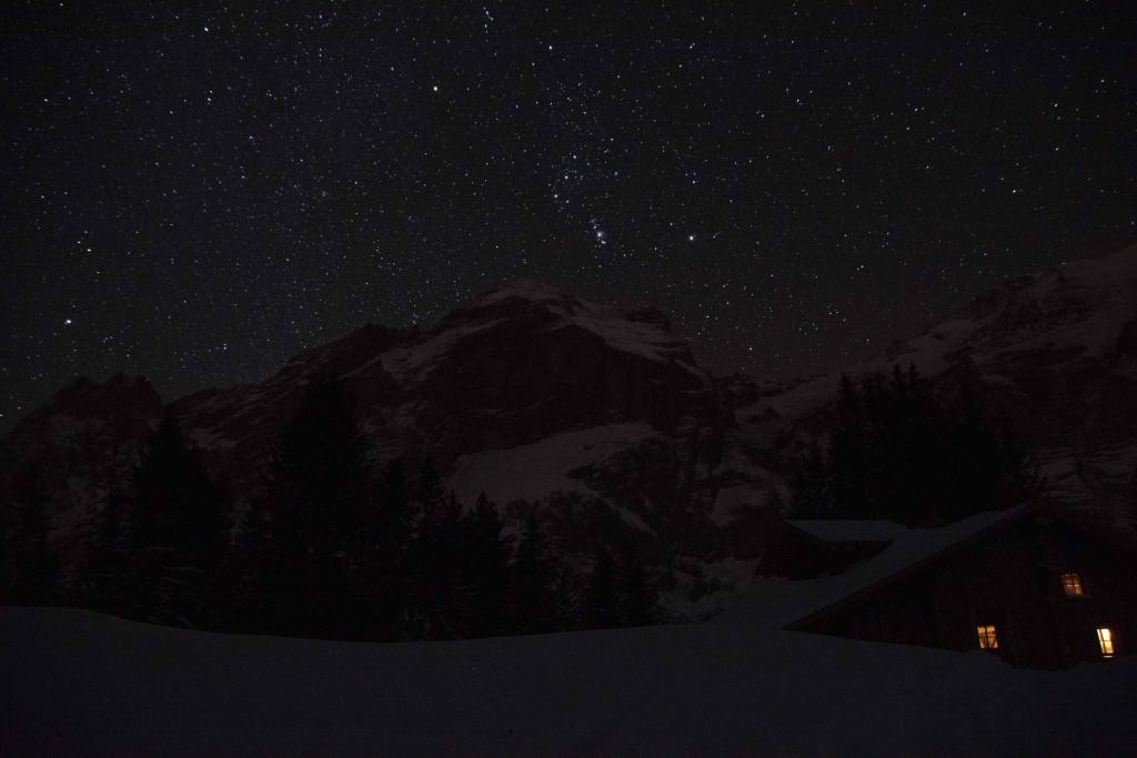 Wellhorn, Bidem & millions of stars