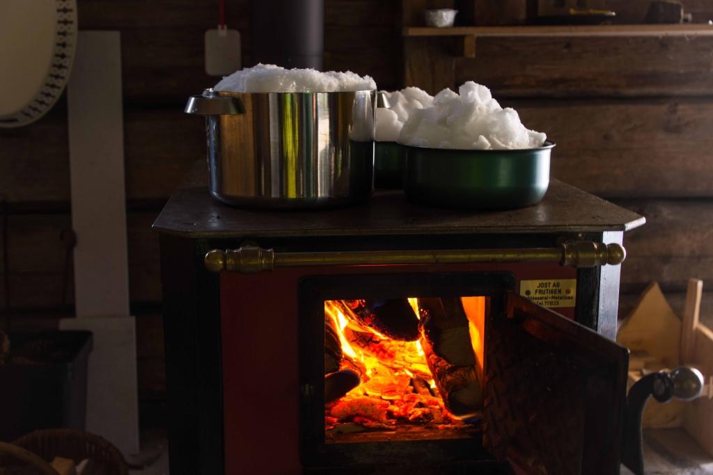 cooking at its best.. es wurde einem stets nicht langweilig nach den Touren.