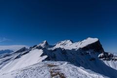 Auf dem Grindelgrat