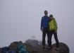 Gipfelpic Rucu Pichincha 4696m ü.M. (zum zweiten mal stehen wir da)