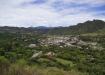 Blick auf Vilcabamba - ein beschauliches Dörfchen