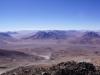 Sicht auf den bolivianischen Altiplano