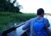 unterwegs auf dem Lago Gringo...