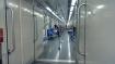 Shanghai Metro, für einmal fast alleine unterwegs