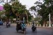 am Siem Reap River..