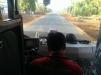unterwegs zwischen Phnom Penh und Siem Reap mit dem Mekongexpress