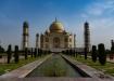Schade, sind die Minarette eingezäunt, zur Renovation..