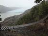 die Nepalbrücke - die erste stabile Rinnenüberquerung