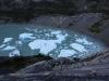der Lago Grey ist bekannt für die schwimmenden (und teilweise auch gestrandeten) Eisberge des Glaciar Grey
