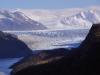 gewaltiger Gletscher