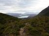 Rückblick auf den Lago Skottsberg