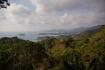 Blick hinüber zum Kata und Karon Beach in Phuket