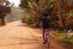 """auf dem Weg zum """"schwimmenden Dorf"""" Kompong Phluk"""