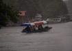 Regenzeit in Tortuguero